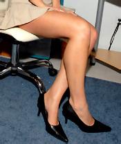 Next Door Nikki Mini Skirt 1